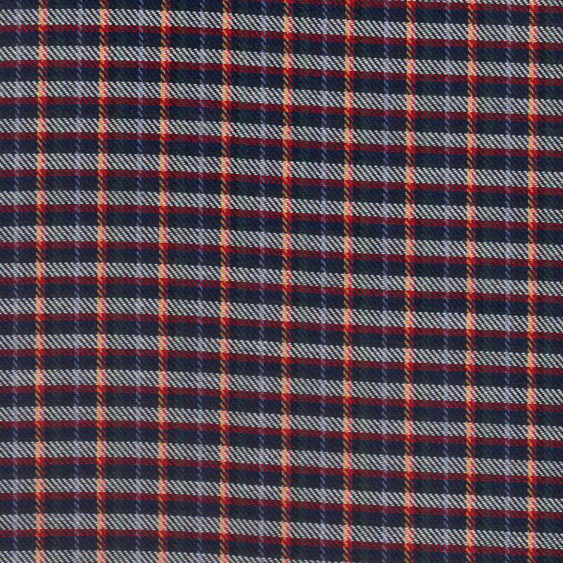 leftover stock cotton/rayon twill shirting fabric