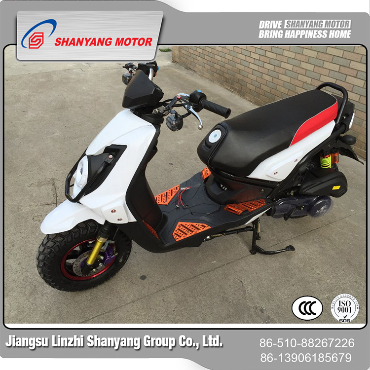 china 2016 150CC hot selling luxury gas scooter