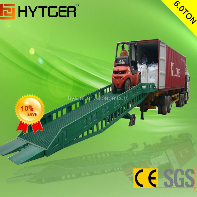 Cheapest Price Mobile Dock Ramp/Hydraulic Dock Ramp/Hydraulic Dock Levelers