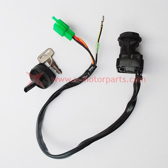 IGNITION KEY SWITCH FITS SUZUKI LT-Z50 LTZ50 LTZ 50 2006 2007 2008 2009 ATV NEW