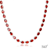 k522202 Factory 14k gold bead necklace