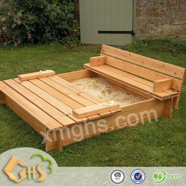 holz sandkasten mit deckel falten aus zwei b nke andere klappm bel produkt id 733569876 german. Black Bedroom Furniture Sets. Home Design Ideas