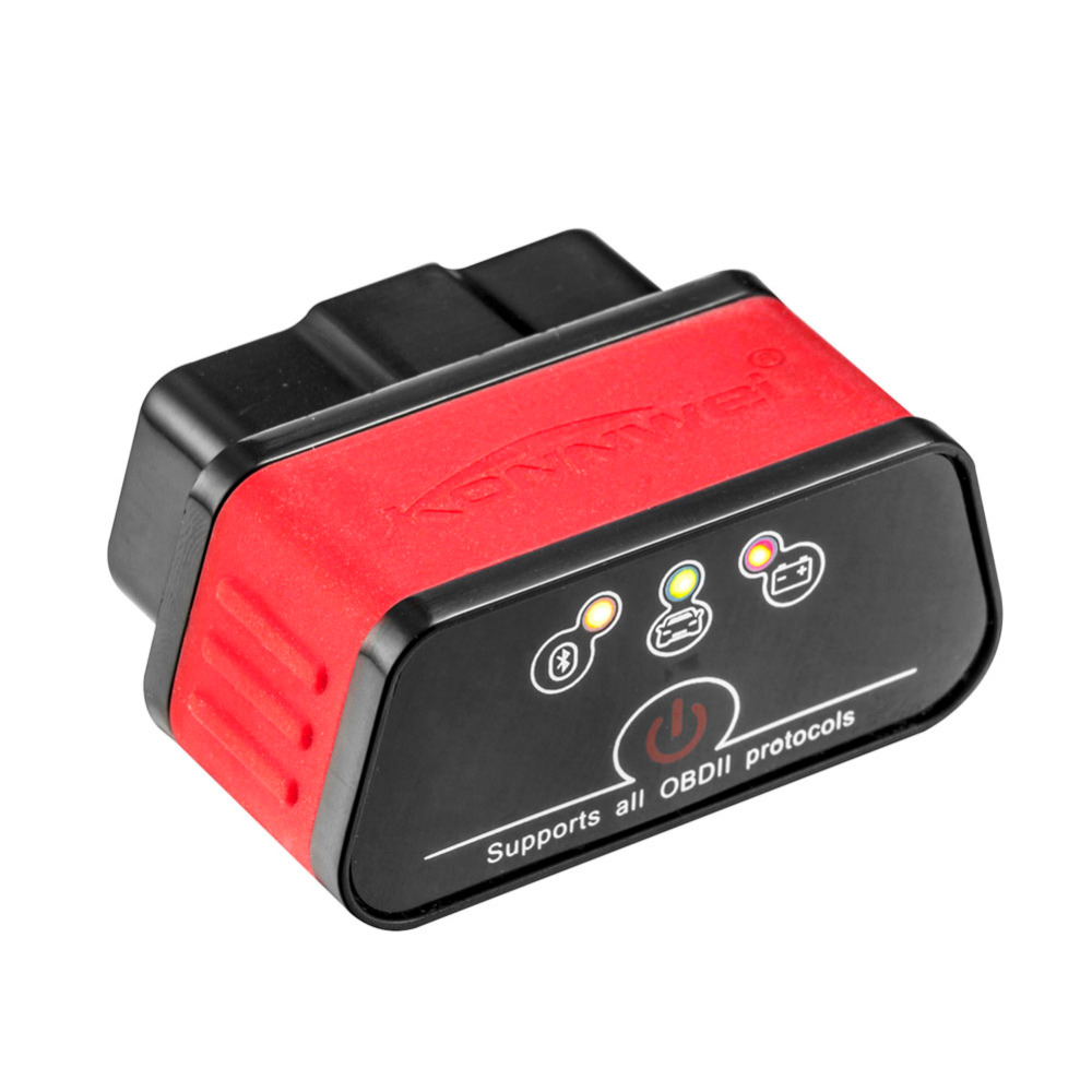 hot sale brand kw903 elm327 bluetooth adapter car obd2 obdii auto fault diagnostic interface. Black Bedroom Furniture Sets. Home Design Ideas