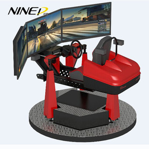 2019 virtual reality 360 full vision professional racing tracks vr car games