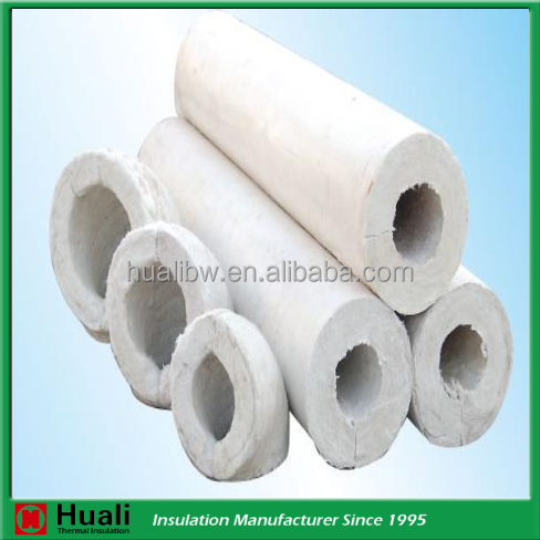 Insulation ceramic wool aluminum silicate fiber pipe