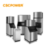 china cscpower cube ice machine with 3 years warranty