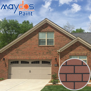 Maydos Brick Texture Stone Paint for External Wall