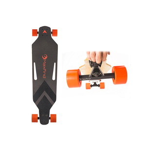 Campus cruiser 8 ply maple wooden electric longboard skateboard