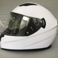 2019 Popular Double visors ABS Material full face motorcycle helmet