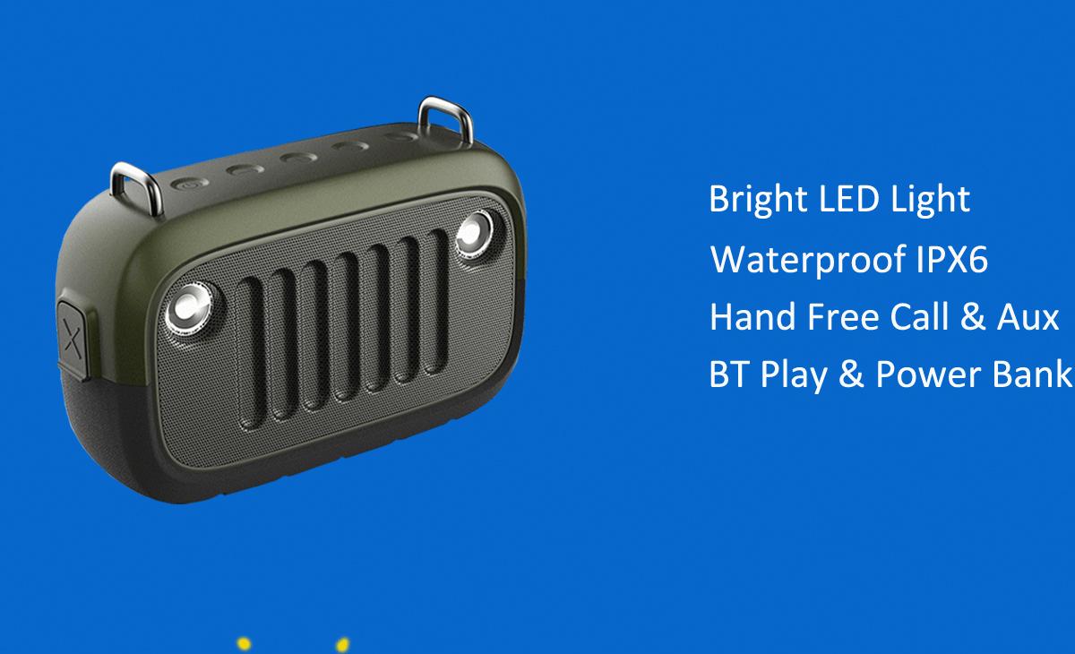 Shenzhen Form Electronics Co., Ltd. - Bluetooth Speaker