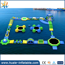 Hot sell Inflatable Floating Water Park Equipment, Giant Inflatable Water Park for adults and kids,water floating park