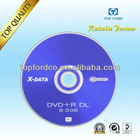 Blank DL Disc 8.5GB Dual layer DVD+R(1)