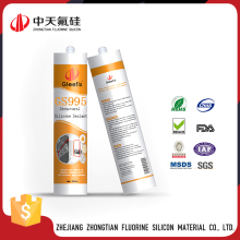 High Class One Component Acetoxy Silicone Sealant For Road Sealing/Kitchen/Bonding