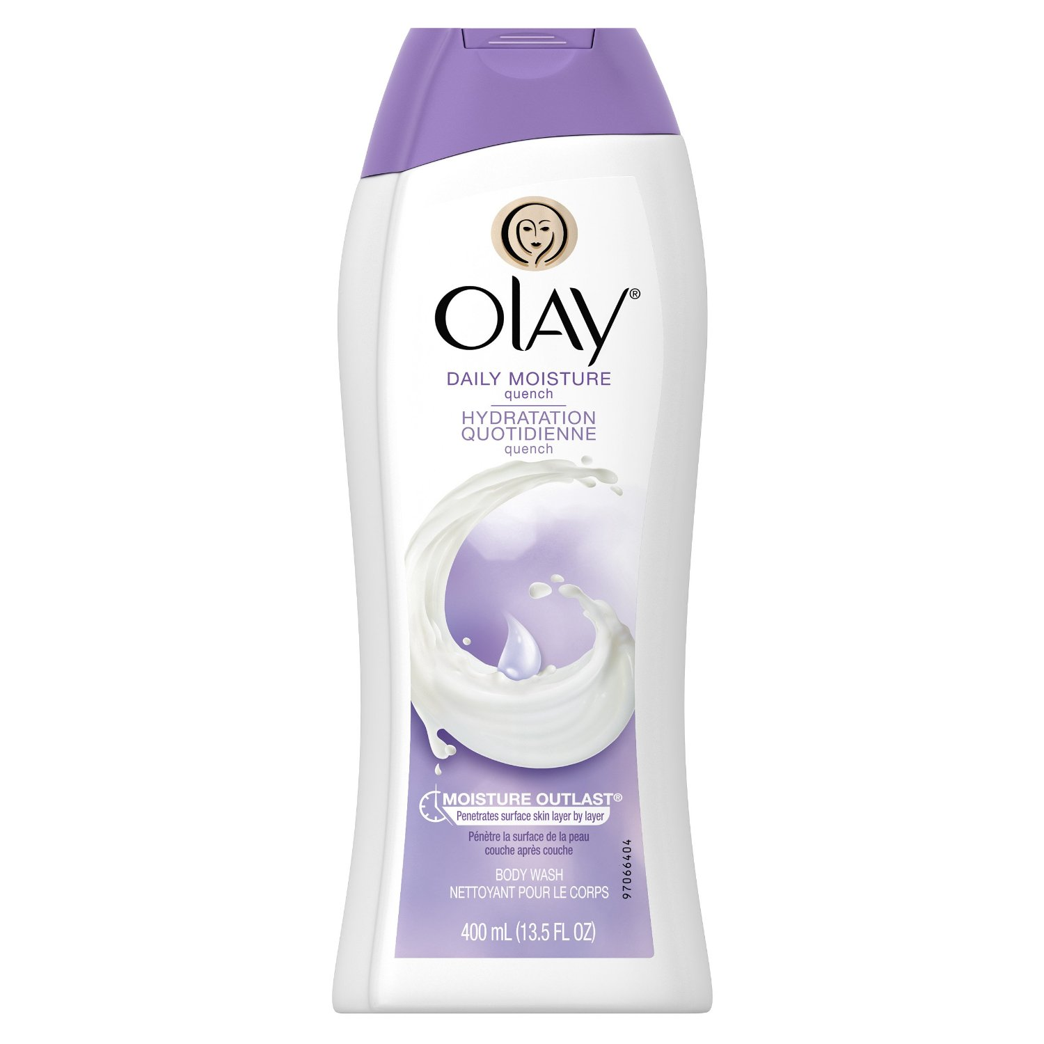 Olay Daily Moisture Quench Moisturizing Body Wash 13.5 Oz