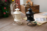 hanging candle holder iron candle holder wall candle holder