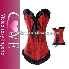 new style sexy corset 2012