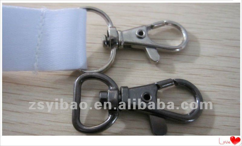 Lanyard Accessory Dog Clip Metal Hook Safty Buckle Etc Attachment ...
