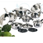 surgical steel cookware 201/304 SS kitchen accessories for cooking