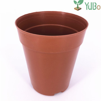 Wholesale Best Quality Round Plastic Terracotta Pots For Garden Nursery