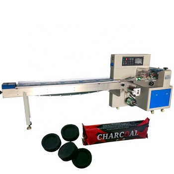 Shuliy rotary a4 paper cutting and charcoal packing machine