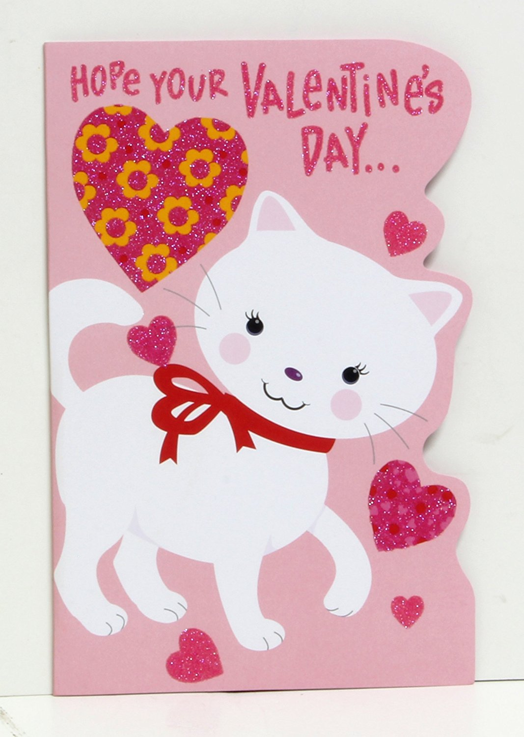 Buy Valentine Card Funny For A Girl Hope Your Valentines Day Is