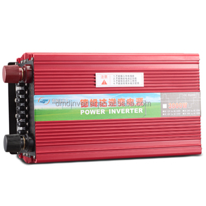DC 12v to AC 220v off grid single phase high frequency 3kw inverter for solar panel