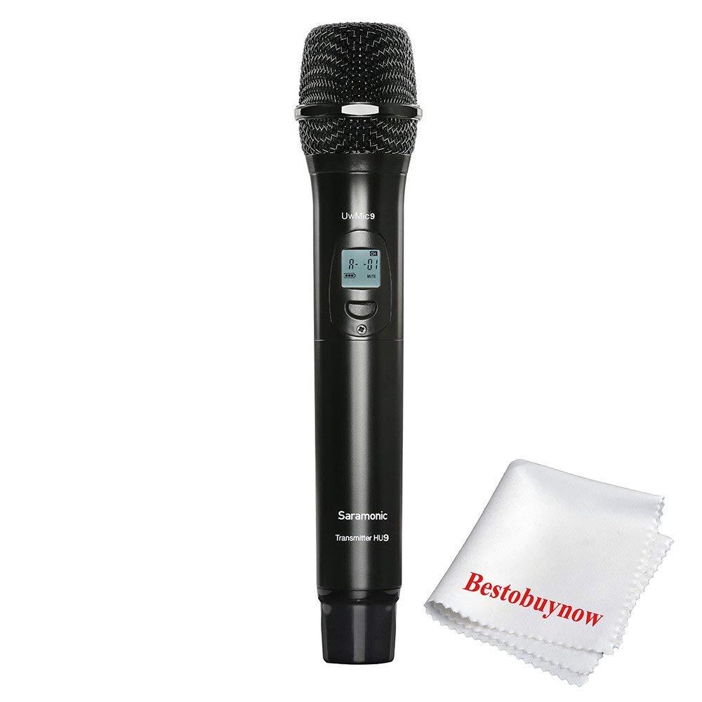 Saramonic HU9 96-Channel Digital UHF Wireless Handheld Microphone with Integrated Transmitter
