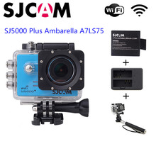 Original SJCAM Brand SJ5000 Plus WiFi 1080P 60fps Sport DV SJ5000+ Action Camera Ambarella 30M Waterproof Camcorder