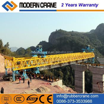 China Professional Manufacturers 200t Steel Launching Gantry Crane ...