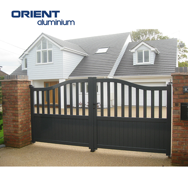 Aluminium Cantilever Gate Indian House Main Gate Designs Iron Gate