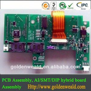 competitive smt pcba electronic pcba assembly hdmi lcd controller board assembly