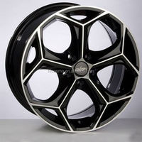 Competitive price car parts 19 inch alloy wheels made in China