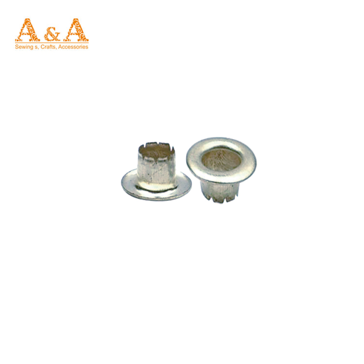 Rivets and eyelets for shoes garment eyelets copper eyelets