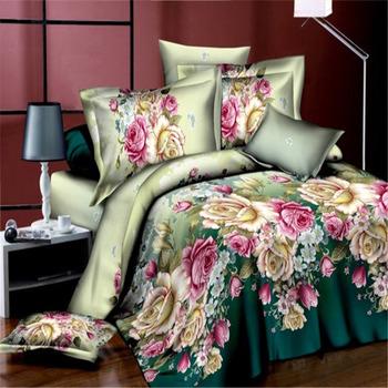3D Bedding Set/fbrand Name Bed Sheets