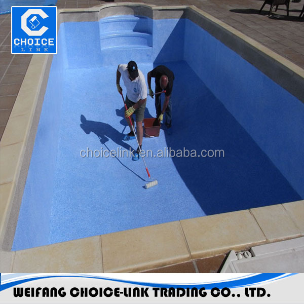 lowes swimming pool paint one component PU waterproof paint