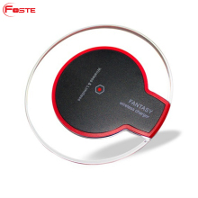 Foste* Amazon Hottest Round Fantasy Wireless Charge any phone, OEM/ODM Support QI Standard Smart Charger