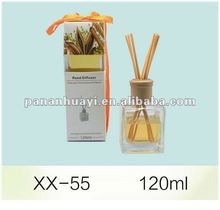 Difusor carrizo; aroma reed diffuser; 120 ml air freshener líquido