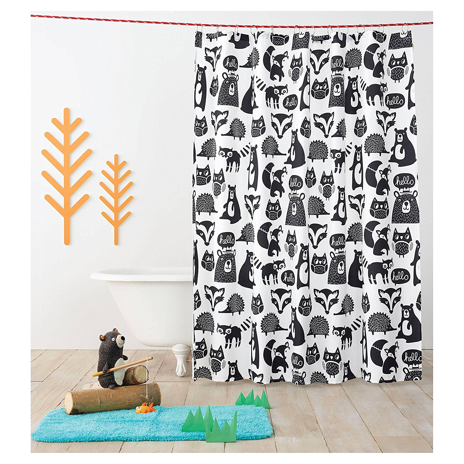Cheap Forest Shower Curtain, find Forest Shower Curtain deals on ...