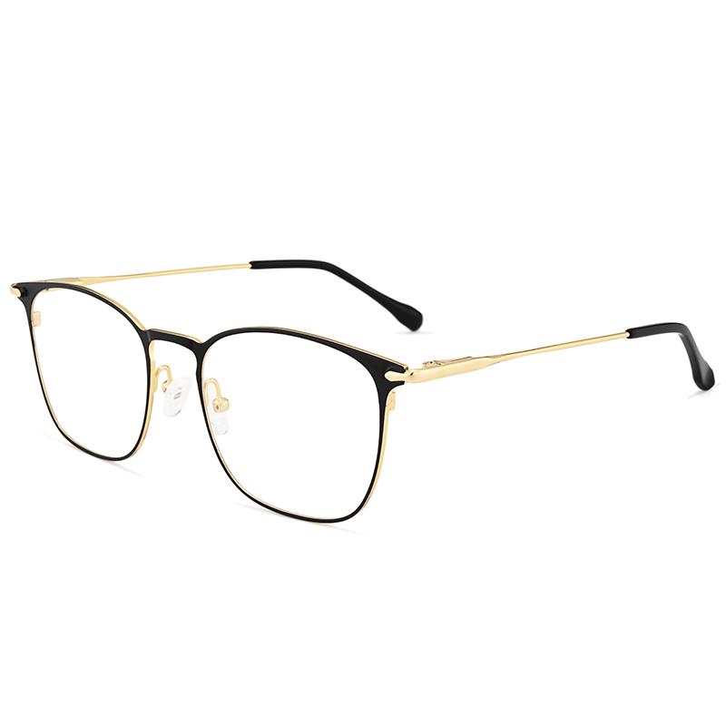 1eade4a47c86 Hot selling metal eyeglasses frame men optical glasses manufacturer china  wholesale price