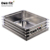 stainless steel gn container gastronorm pan with EN631-1 standard