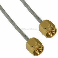 Custom SMA to SMA RF Coaxial Cables Assembly