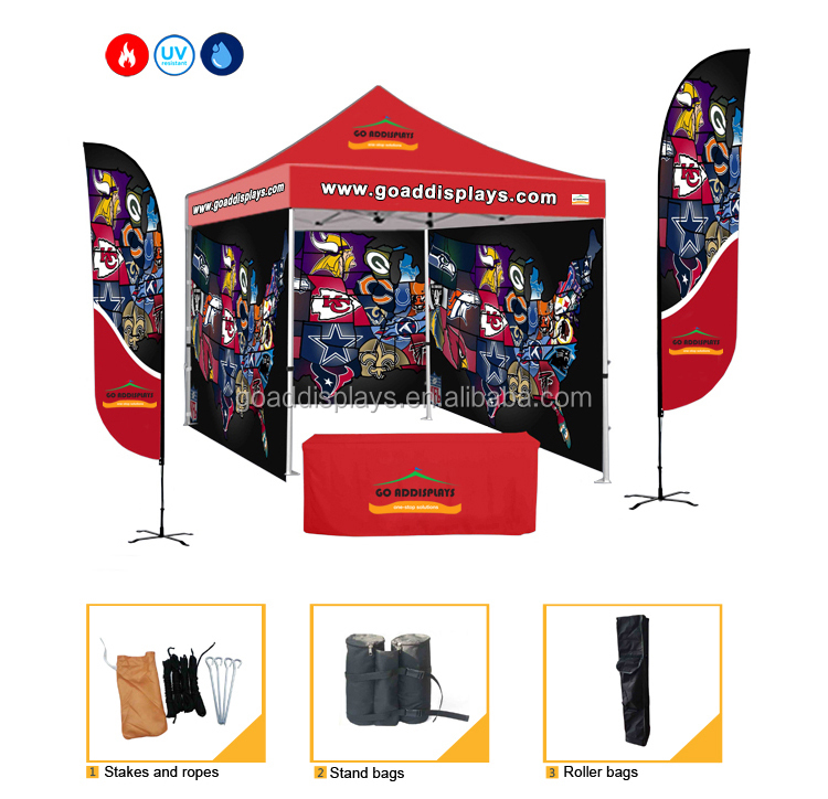 Oxford fabric pop up tent 2x3 custom 10x10 pop up tent with pop up tent frames