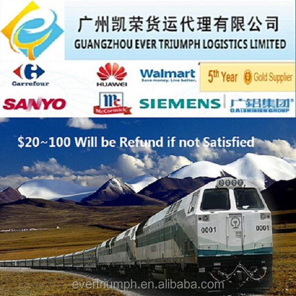 Rail Freight Forwarder,Railway Wagon Shipping Company from China to Kazakhstan