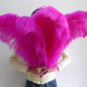 Cheap wholesale bulk ostrich feathers artificial synthetic feather