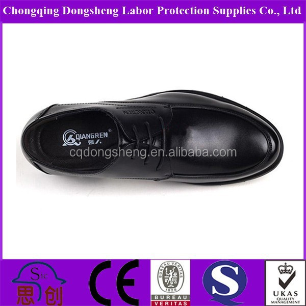 China Supplier French Style Safety Fashional Executive Shoes