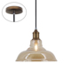 20%-Off Vintage Home Decor Industrial Light Glass Pendant Lamp