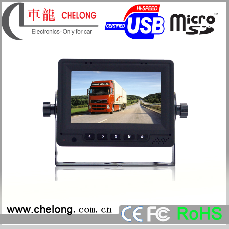 5 inch LCD Car Mirrors monitor