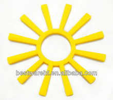 Wonderful SUN FLOWER Silicone heat pads