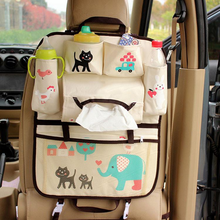 banquette arri re de voiture organisateur enfants jouet b b accessoires voyage sac de rangement. Black Bedroom Furniture Sets. Home Design Ideas