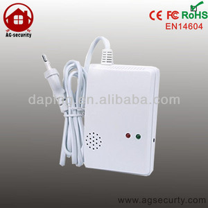 Independent / Newtwork / Wireless Type Gas Vlve Support LPG Or Natural Portable Gas Leak Detector